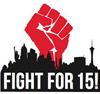 fightfor15 logo